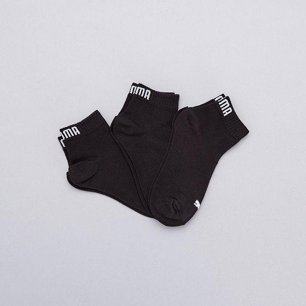 Lot de 3 paires de chaussettes 'Puma' tige courte