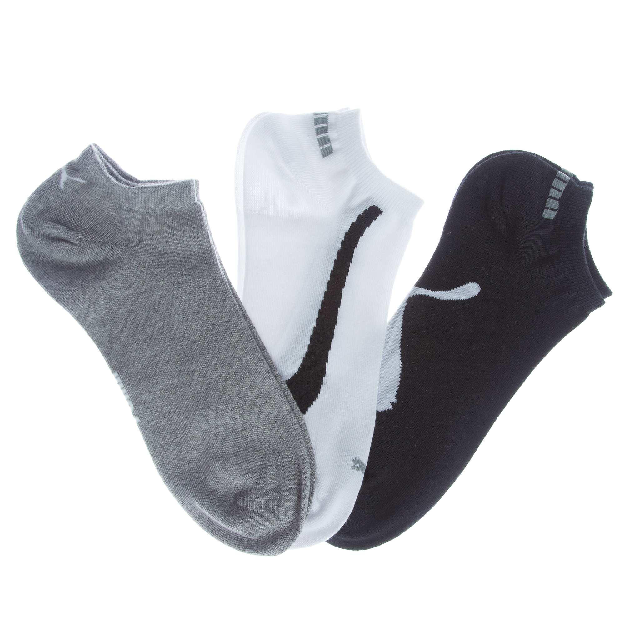 la moitié style à la mode meilleure qualité pour Lot de 3 paires de socquettes 'Puma'