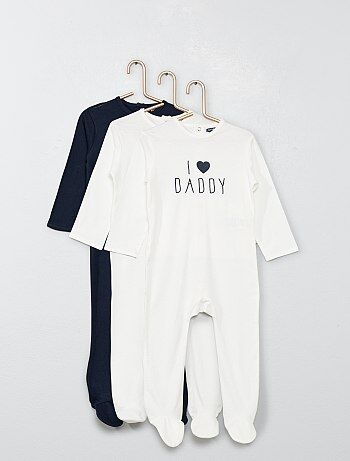 6cc7788896765 Pyjama pour bébé - velours