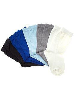 Lot de 5 paires de chaussettes