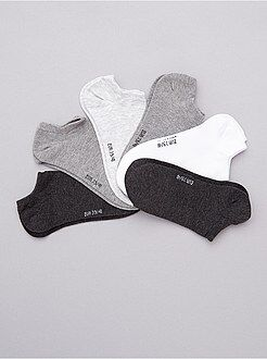 Collants, chaussettes - Lot de 6 paires de socquettes