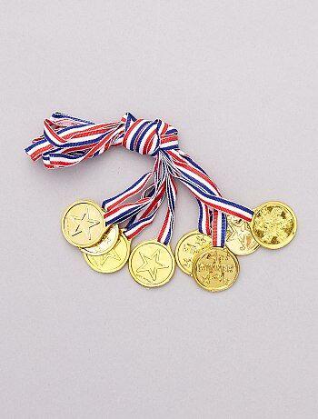 Lot de 8 médailles