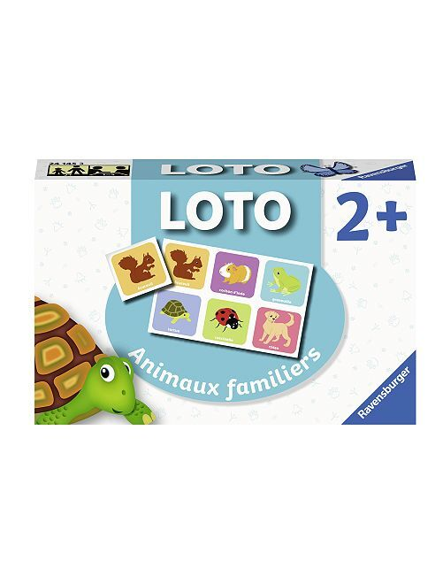Loto animaux de Ravensburger                             multicolore