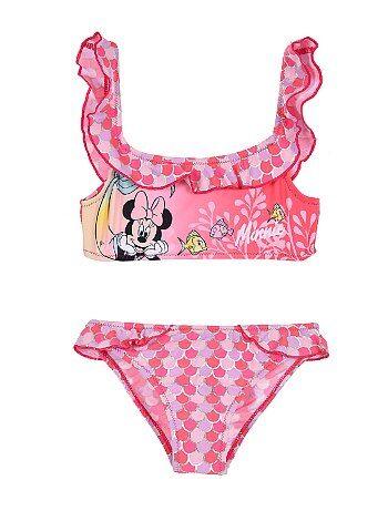 Maillot de bain 2 pièces 'Minnie Mousse' 'Disney'