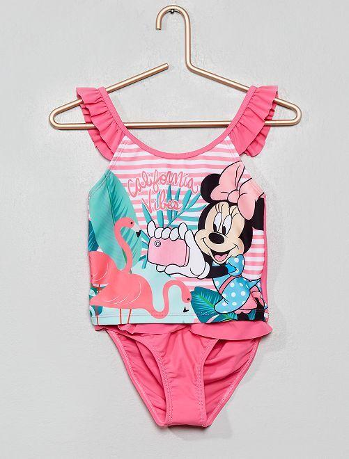 Maillot de bain 'Minnie' 2 pièces                                         rose/2pièces