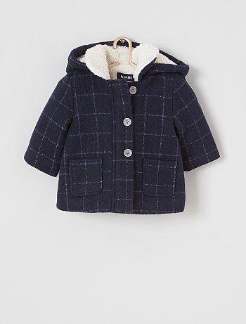 Manteau, blouson Vêtements bébé   gris   Kiabi