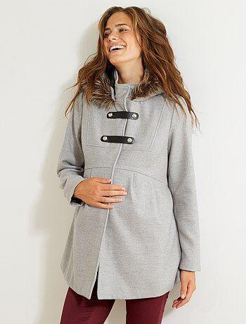 Manteau duffle coat de grossesse - Kiabi