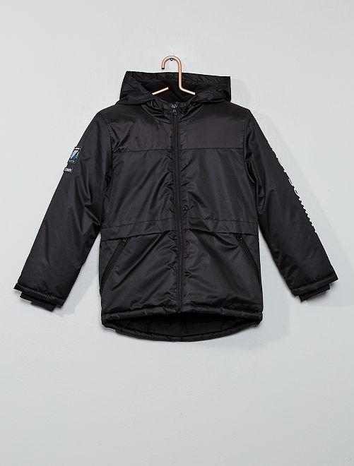 Manteau imperméable                                         noir