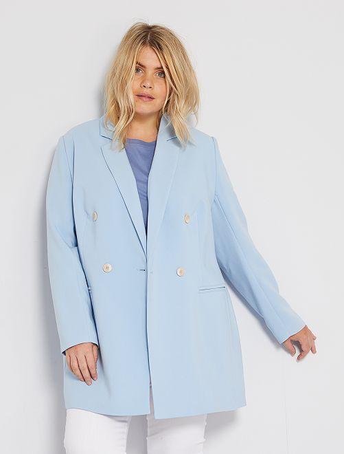 Manteau léger                     bleu