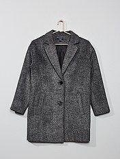 S Vêtements Vêtements Vêtements FilleTaille Manteau Manteau Kiabi S Kiabi FilleTaille Manteau XiPkuTOZlw