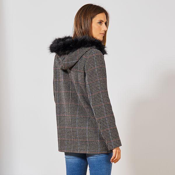 Manteau femme chez kiabi