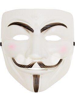 Accessoires - Masque anonyme