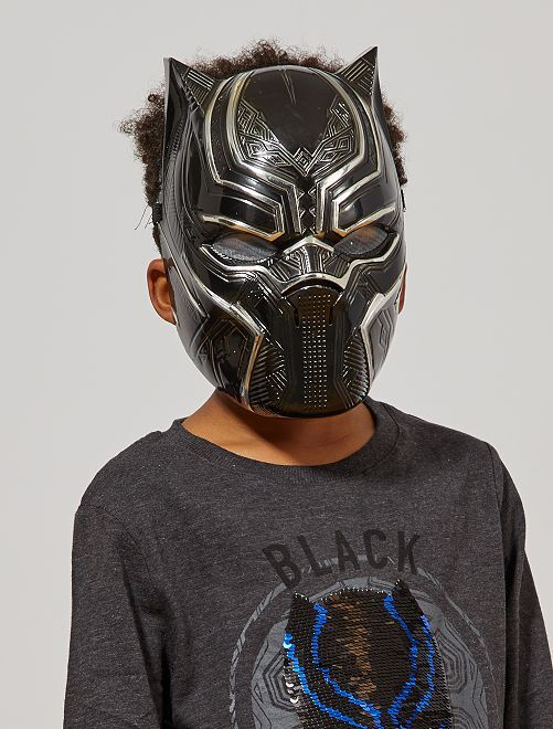 Masque 'Black Panther'                             noir