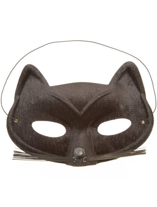 Masque chat                             noir