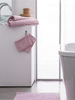 Serviettes de toilette - Maxi drap de bain 150 x 90 cm 500gr