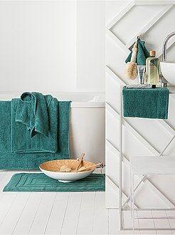 Serviettes de toilette - Maxi drap de bain 150 x 90 cm 500gr - Kiabi