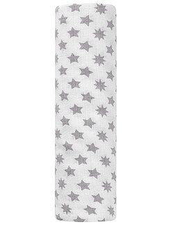 Peluche, doudou - Maxi-lange 107 x 107 cm imprimés 'Ideal Baby'