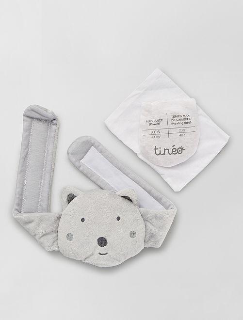 Mini-bouillotte de massage 'Tinéo'                             beige