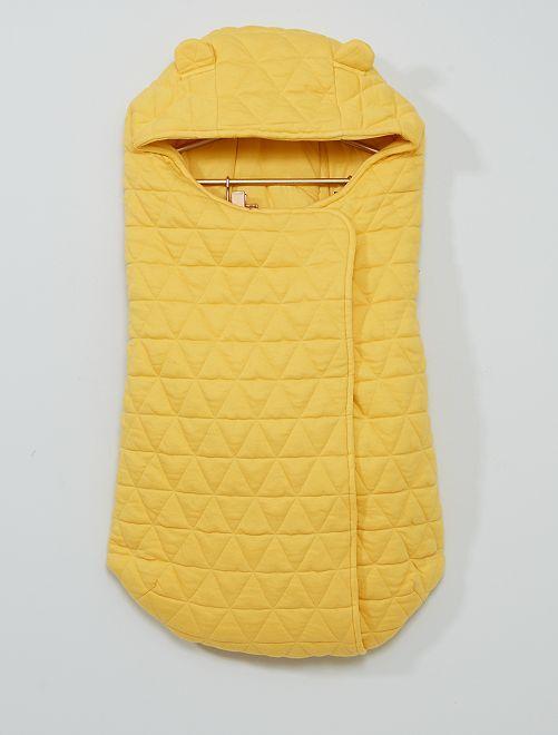 Nid d'ange éco-conçu                                         jaune
