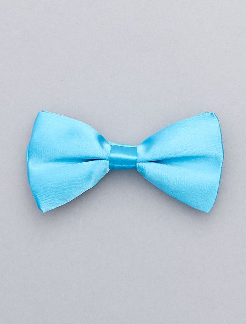 Noeud papillon fluo                                                                             bleu