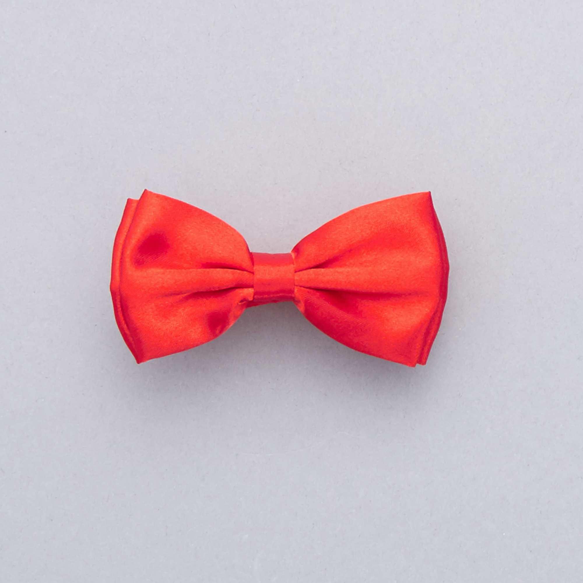 27be169968860 Noeud papillon satin Accessoires - rouge - Kiabi - 1,50€