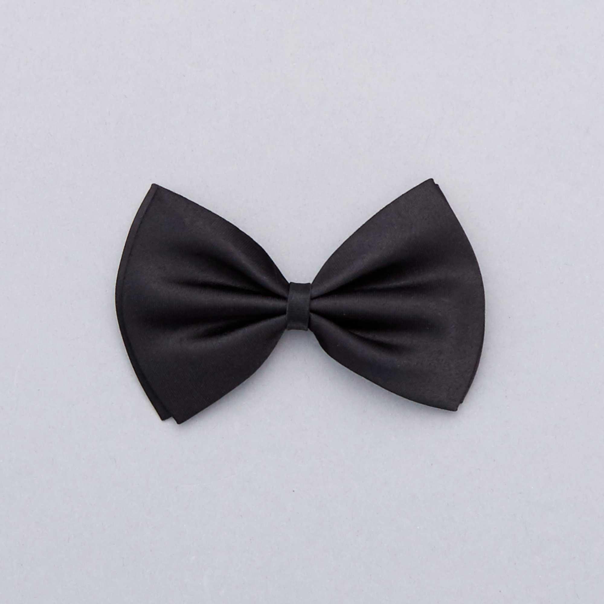 069bd4d700d8e Noeud papillon uni Accessoires - noir - Kiabi - 1,50€
