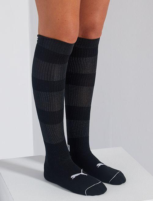 Paire de chaussettes 'Puma'                             noir