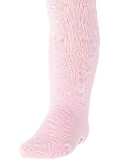 Chaussettes, collants - Paire de collants chauds - Kiabi