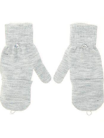 Paire de gants à capuchon
