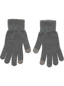 Homme du S au XXL Paire de gants tactiles