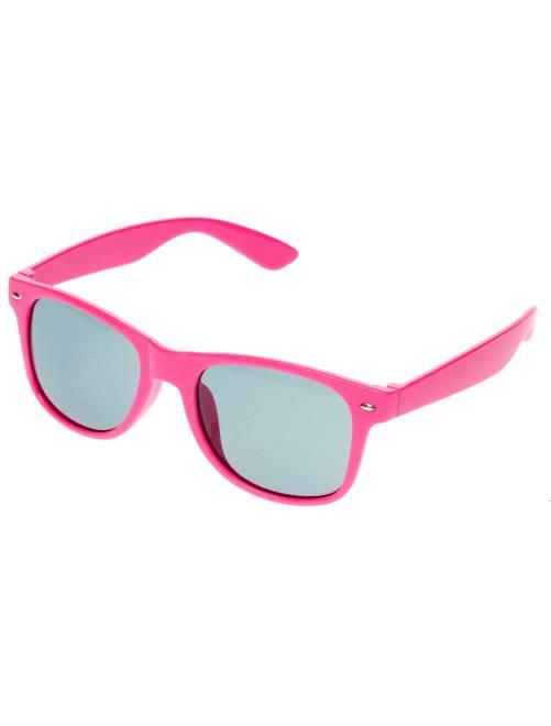 Paire de lunettes carrées                                                                                                      rose