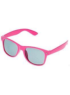 Accessoires - Paire de lunettes carrées