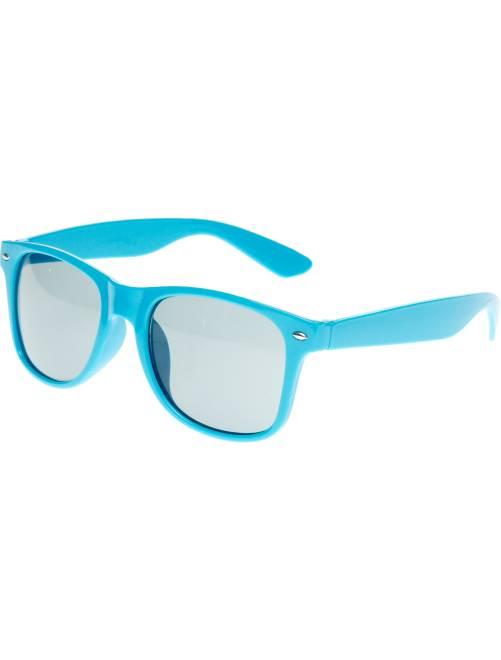 Paire de lunettes carrées                                                                                                      turquoise