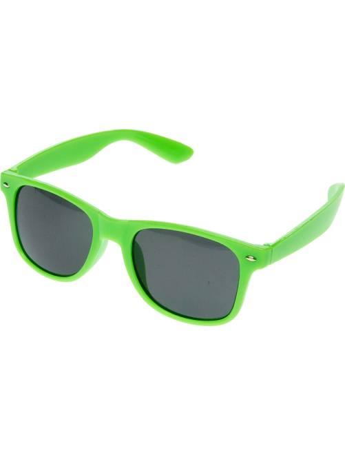 Paire de lunettes carrées                                                                      vert