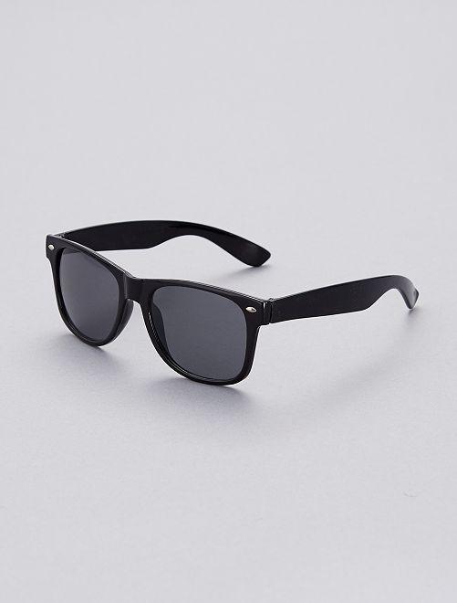Paire de lunettes                              noir