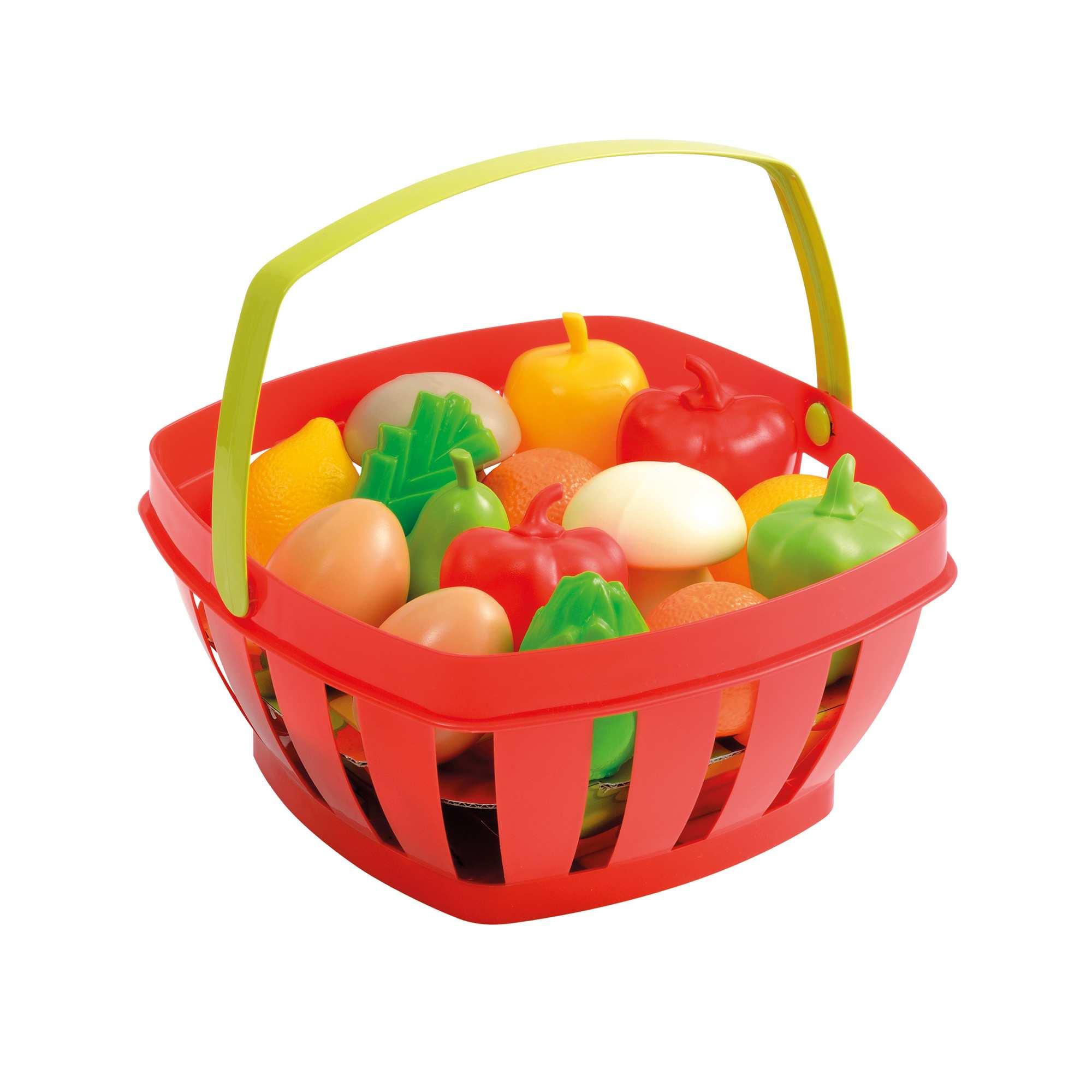 panier fruits et l gumes fille multicolore kiabi 6 00. Black Bedroom Furniture Sets. Home Design Ideas