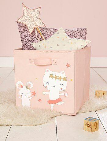 Déco chambre Bébé fille | rose | Kiabi