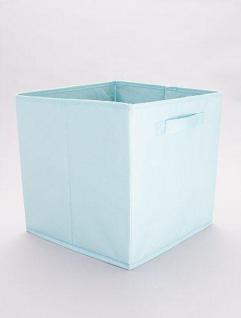 Soldes Boîte De Rangement Pliable En Tissu à Petits Prix Linge De