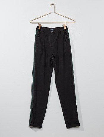 Pantalon à pinces - Kiabi