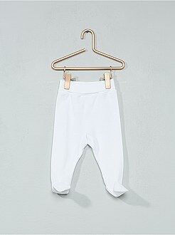 Pantalon 'Absorba' coton bio - Kiabi