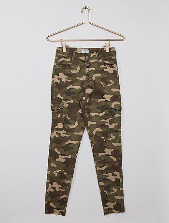 Pantalon battle éco-conçu