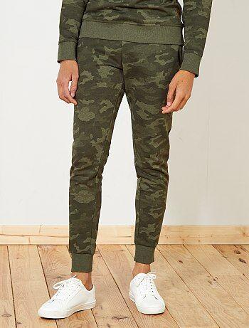 Pantalon camouflage 'Produkt' - Kiabi