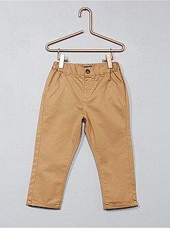 Pantalon, jean, legging - Pantalon chino