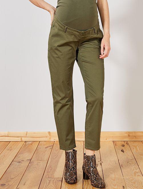 Pantalon chino de grossesse