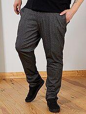 Pantalon homme grande taille, mode Grande taille homme | Kiabi