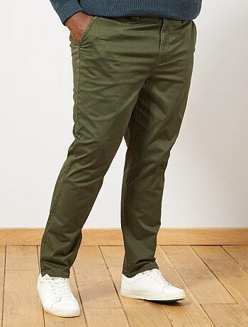 637947a692c1f Pantalon homme grande taille, mode Grande taille homme | Kiabi