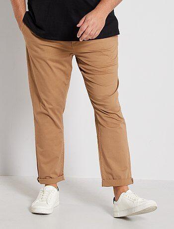 Pantalon homme pas cher, mode homme Vêtements homme   Kiabi 14850ada786