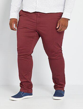 Soldes pantalon homme pas cher, mode homme Vêtements homme   Kiabi 21e203081041