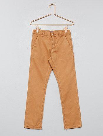 Pantalon chino regular - Kiabi
