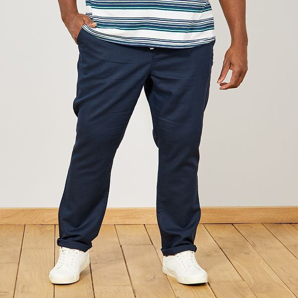 pantalon homme regular
